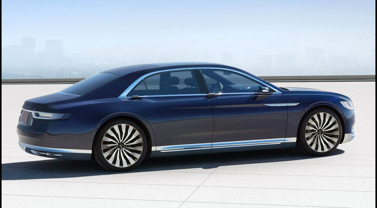 2023 Lincoln Continental Ford 63 Price Reserve 5 Engine