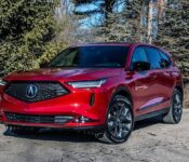 2022 Acura Mdx Dimensions Accessories All Weather Mats