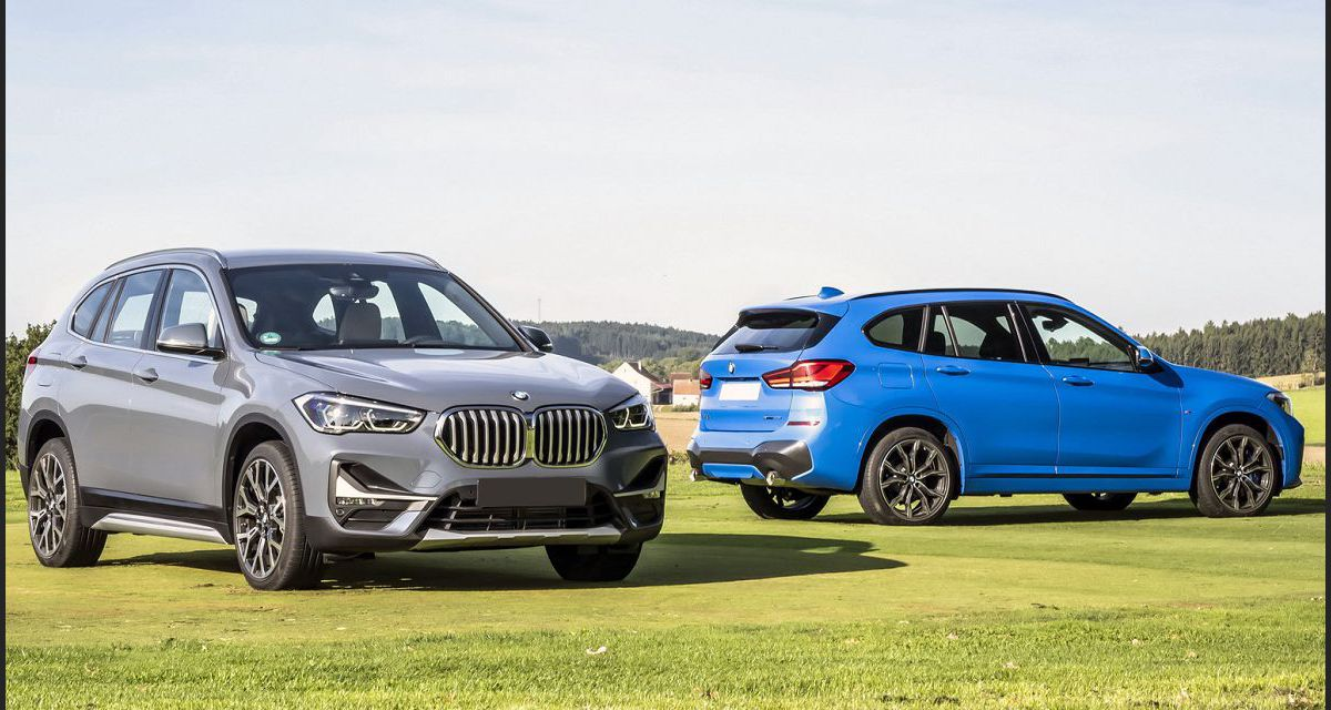 2022 Bmw X1 For Sale Xi M Sport Lease Exterior