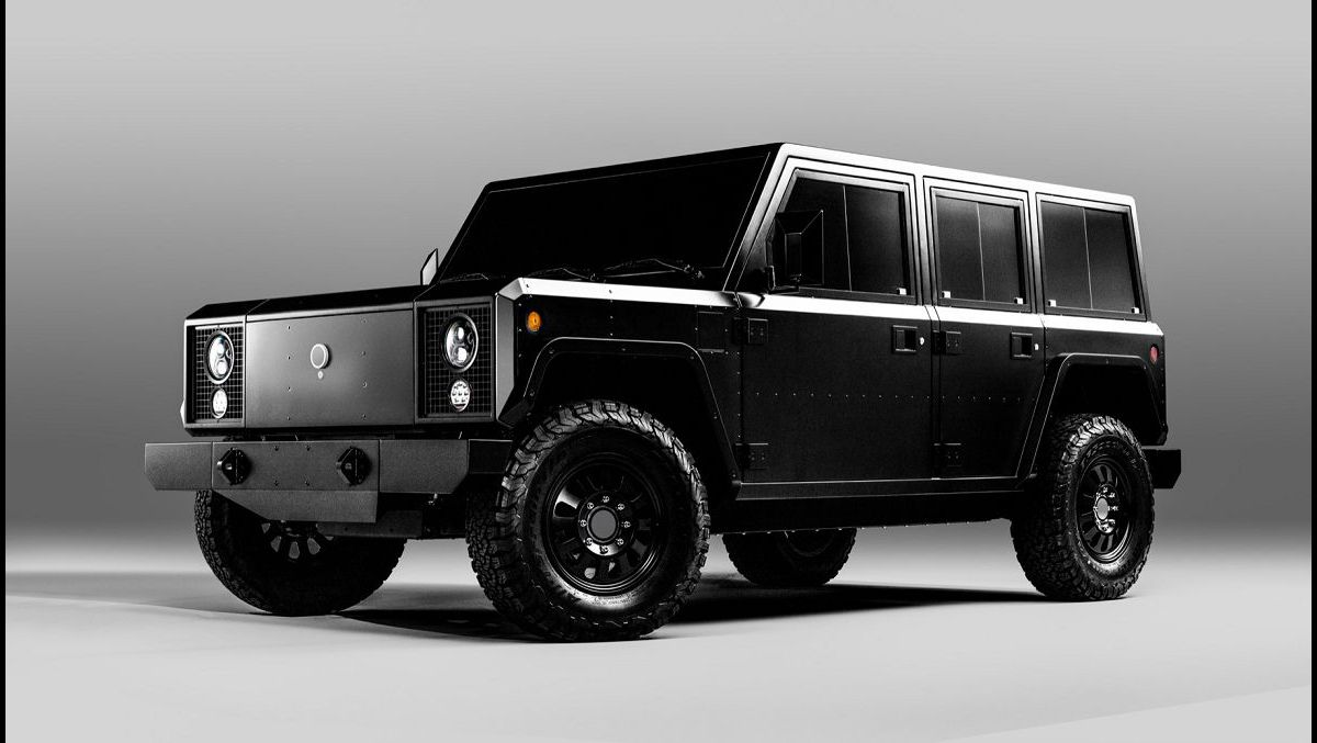 2022 Bollinger B2 Availability Suv The How Much
