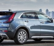 2022 Cadillac Xt4 Xr4 T4 Caddy Black Diesel Review Price