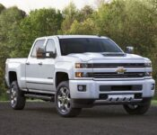 The 2017 Chevrolet Silverado Hd Features An All New, Patented Ai