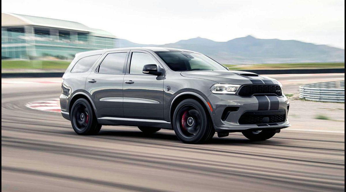 2022 Dodge Durango The Coming Out There A Review Price
