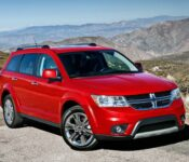 2022 Dodge Journey Silver 4x4 2.4 New Grey Review Model