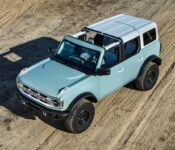 2022 Ford Bronco Price Outer Banks Big Bend