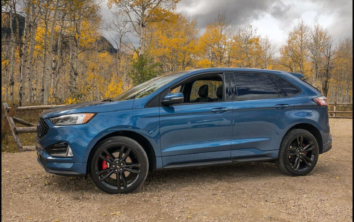 2022 Ford Edge Hybrid When Will Be Available Model