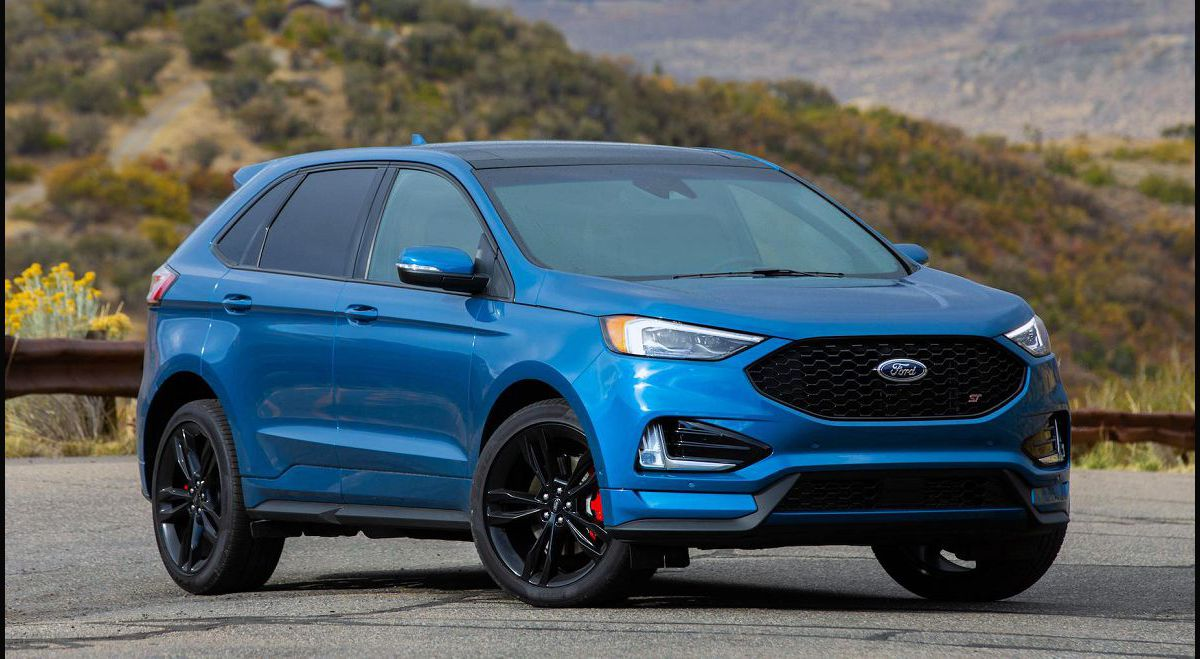 2022 Ford Edge There A Is Full Time Canada Review Price