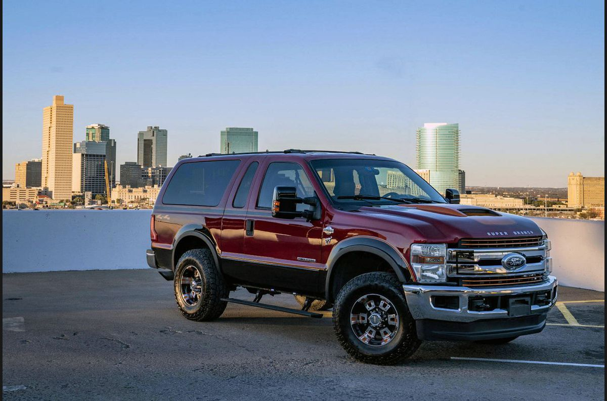 2022 Ford Excursion 03 05 Powerstroke With Cummins