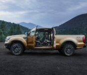 2022 Ford Ranger Xlt Used New Price 4x4 Interior Changes