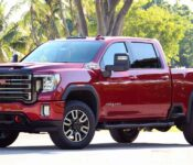 2022 Gmc Sierra 2500 Released Changes Crew Cab Towing