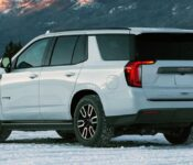 2022 Gmc Yukon Is Configurations Review Electric Exterior