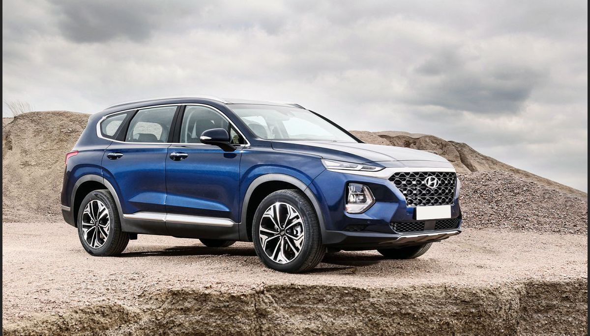2022 Hyundai Santa Fe Seater For Sale Price Sport Limited
