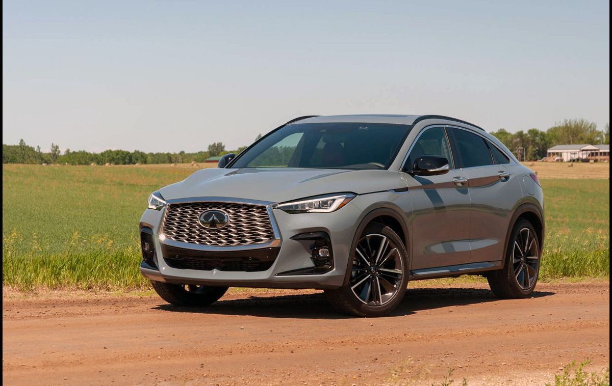 2022 Infiniti Qx50 2021 2020 2019 2017 For Sale Changes