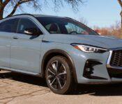 2022 Infiniti Qx50 Q50 Will There Be A Review Exterior
