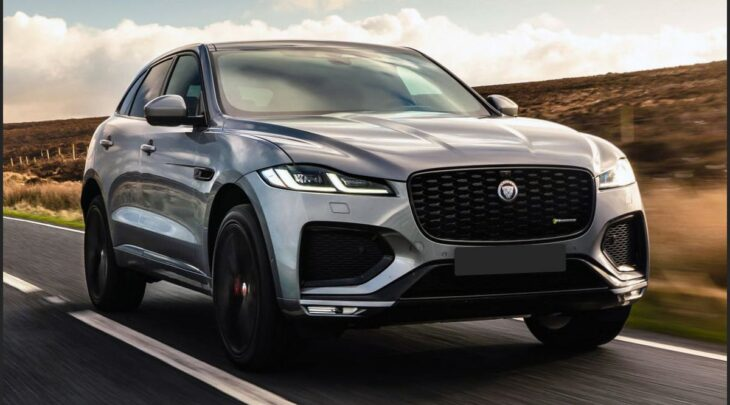 2022 Jaguar F Pace Msrp Car 2015 Red Hp Review Cost