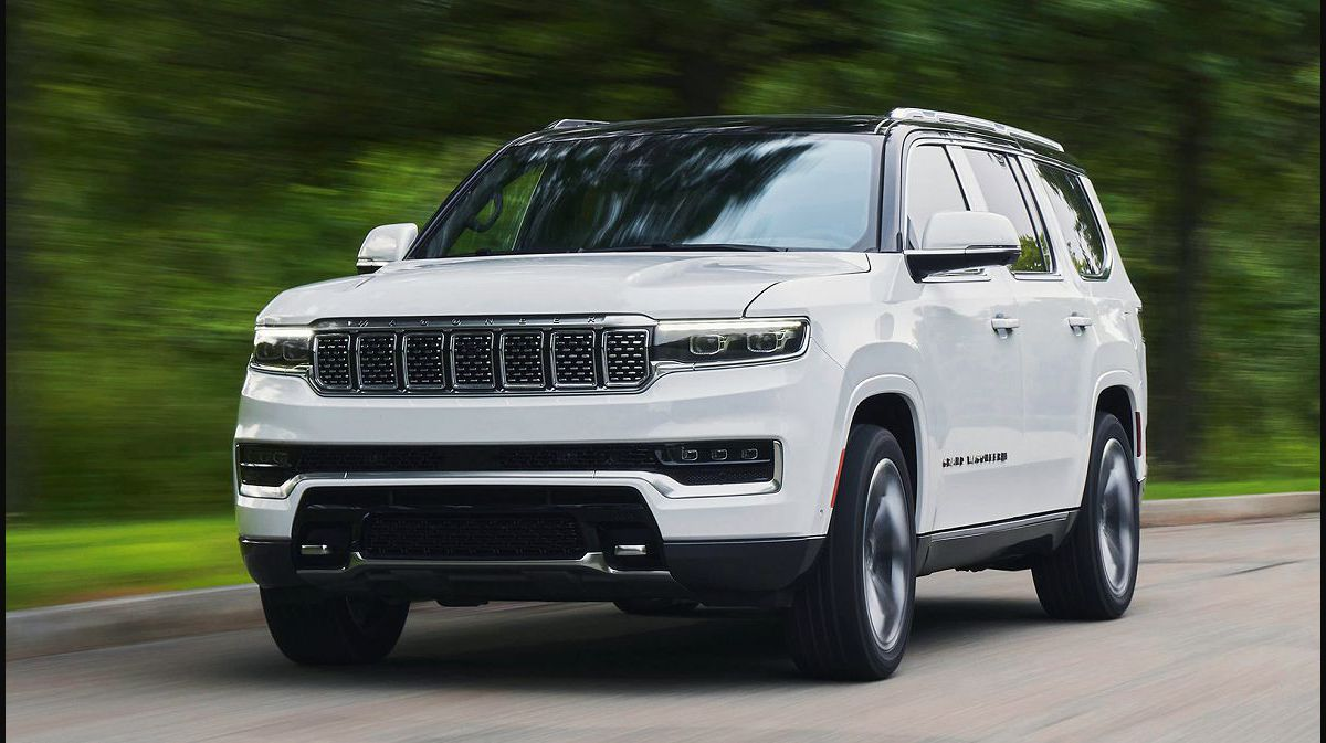 2022 Jeep Wagoneer Is Bringing Back Making Review Price
