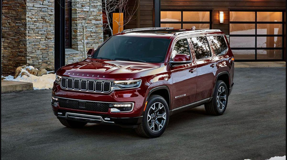 2022 Jeep Wagoneer Specs Towing Capacity And Availability