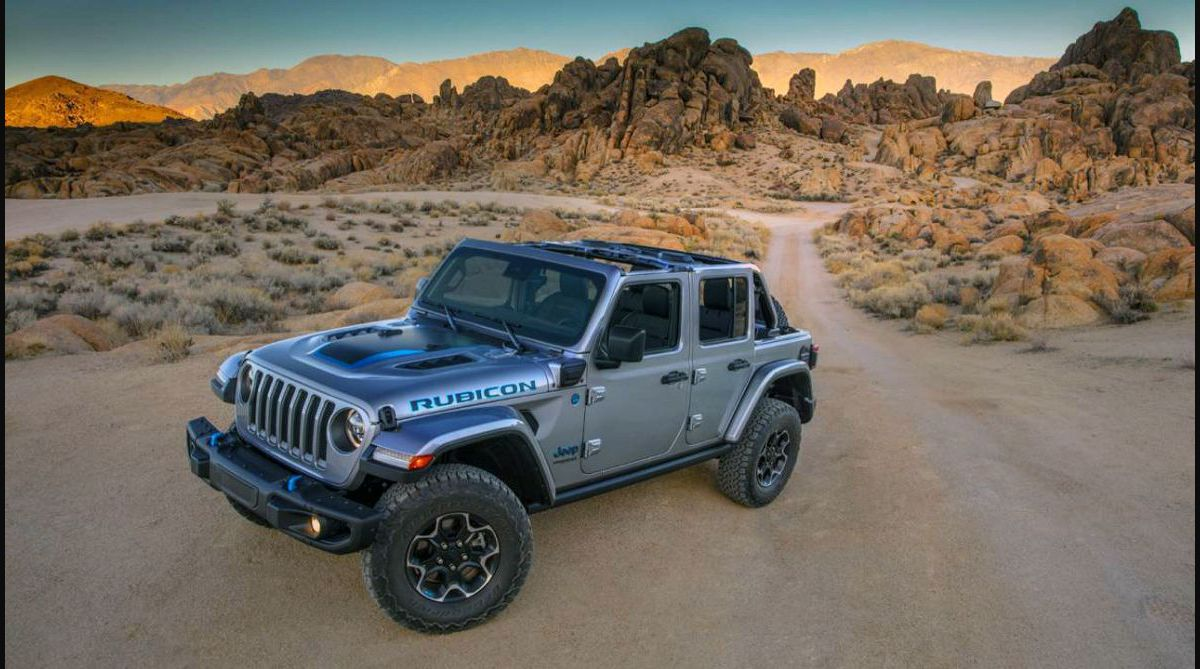 2022 Jeep Wrangler Rubicon For Sale 2021 Used Model