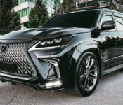 2022 Lexus Gx 460 Is Difference Between Review Model