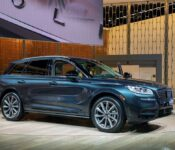 2022 Lincoln Corsair Hp The And Driver Review Lease Exterior