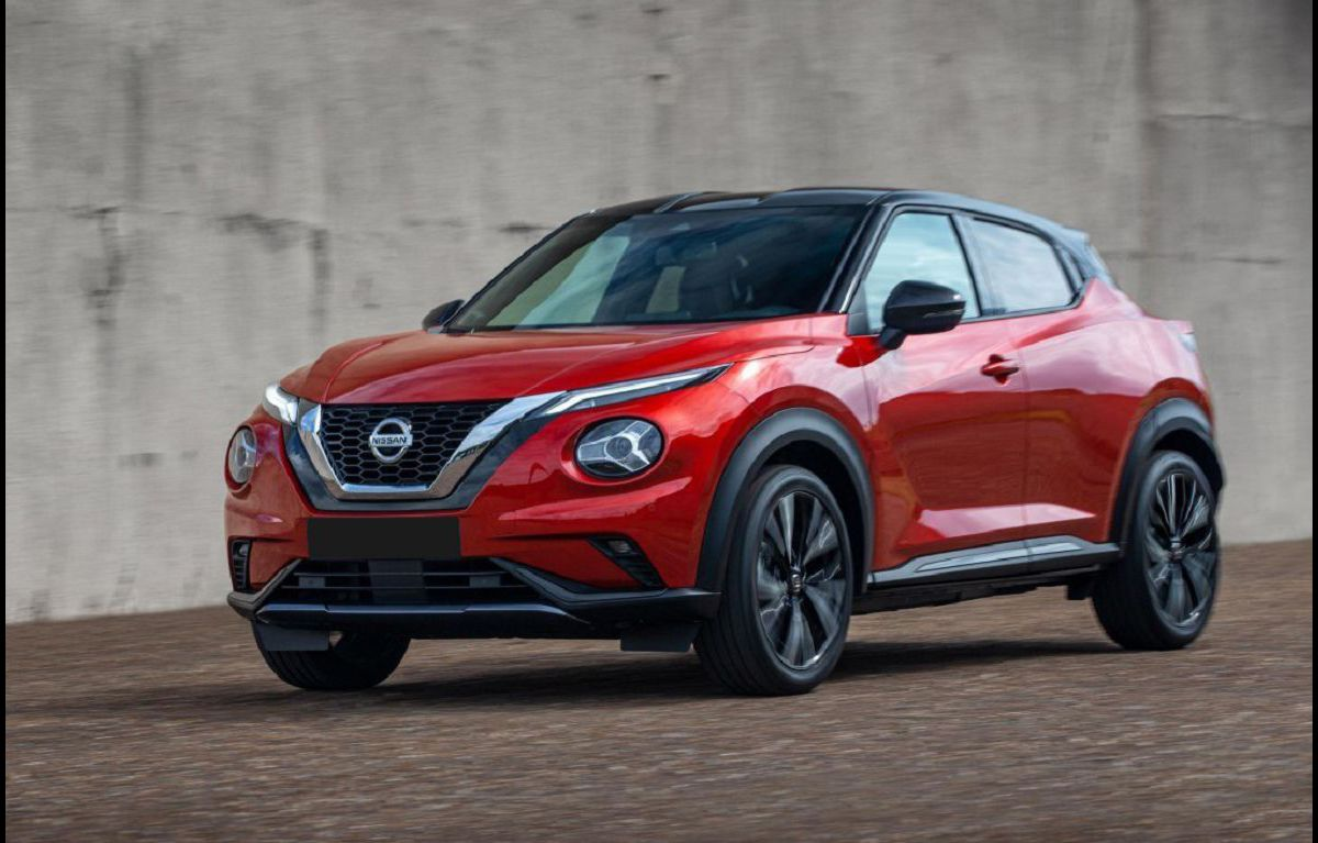 2022 Nissan Juke Review Interior Image Exterior Release Date