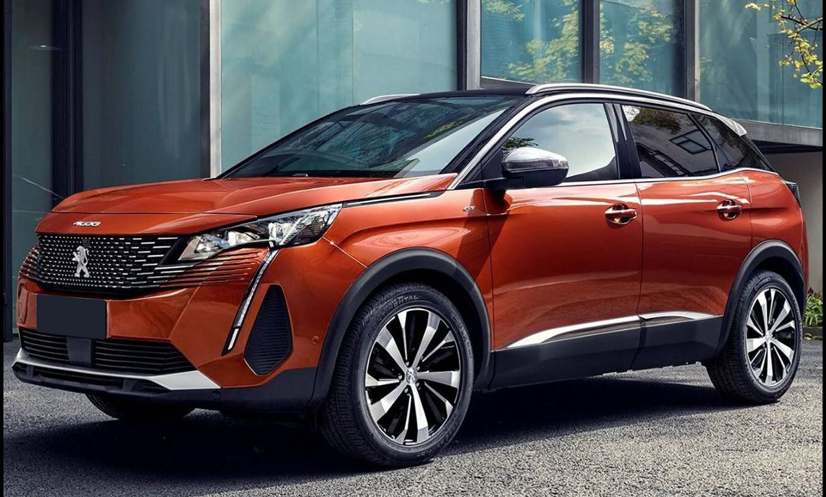 2022 Peugeot 4008 Review Interior Image Exterior Release Date