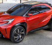 2022 Toyota Aygo Xplay Gr Second Hand Jbl Image