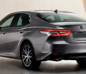 2022 Toyota Camry A Is Good Discontinuing Black