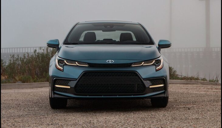 2022 Toyota Corolla Xse Se Vs How Much Review Exterior