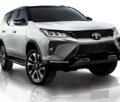 2022 Toyota Fortuner New Black Trd Mini Review Engine