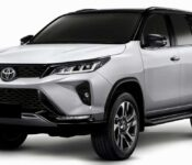 2022 Toyota Fortuner South Africa And Argentina Colors
