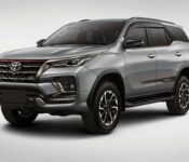 2022 Toyota Fortuner Top Model On Road For Sale