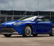 2022 Toyota Mirai Fill Up Certified Pre Owned Exterior