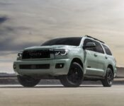 2022 Toyota Sequoia Engine Colors Pictures When Will Be Available
