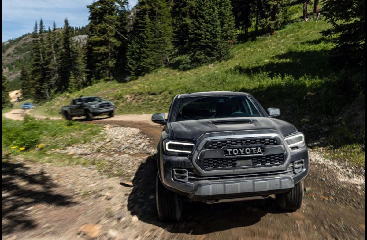 2022 Toyota Tacoma Near Me Price Off Road Lease Cost