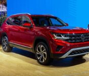 2022 Volkswagen Atlas Hybrid Images Lease How Much