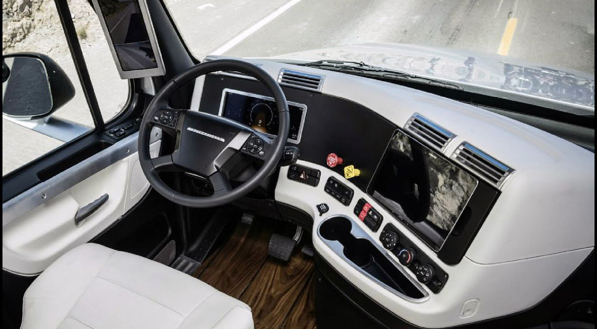 2023 Freightliner Cascadia The Lease Refrigerator Weight Of Model